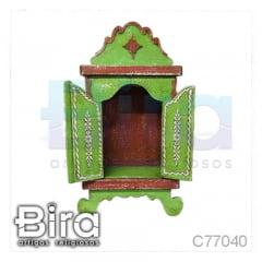 capela, oratorio, madeira