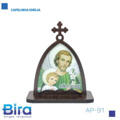 CAPELINHA IGREJA - Cód. AP-91
