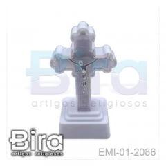 crucifixo, plastico, led
