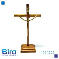CRUCIFIXO ESTILIZADO 17 CM - CÓD. 4024222