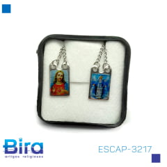 ESCAPULÁRIO DIVERSOS INOX   COD:ESCAP-3217