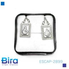 ESCAPULÁRIO INOX    CARMO         Coo:ESCAP-2899