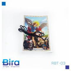 Bira Artigos Religiosos - ESCAPULARIO MD SANTOS DIVERSOS C/12 UNIDADES - CÓD. RBT-03