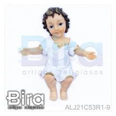 Menino Jesus - 21.5cm - Cód. ALJ21C53R1-9