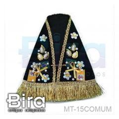 Manto Comum Para Fac-Símile - 15cm - Cód. MT-15COMUM