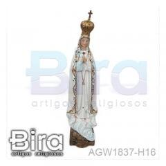N. Sra. de Fátima - 37cm - Cód. AGW1837-H16