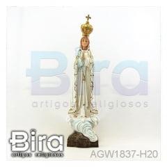 N. Sra. de Fátima - 46cm - Cód. AGW1837-H20