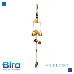 SINO DE METAL VENTO - CÓD. MK-01-2150