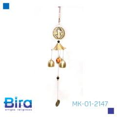 SINO DE VENTO METAL - CÓD. MK-01-2147
