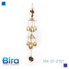 SINO  DE VENTO METAL - CÓD. MK-01-2151