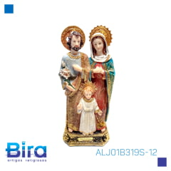 Sagrada Família - 30cm - Cód. ALJ01B319S-12
