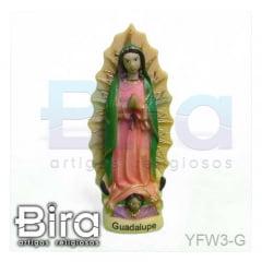 N. Sra. da Guadalupe Emborrachada - 8cm - Cód. YFW3-G