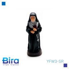 Santa Rita Emborrachada - 8cm - Cód. YFW3-SR