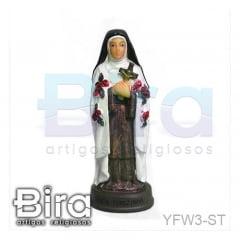 Santa Terezinha Emborrachada - 8cm - Cód. YFW3-ST