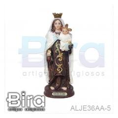 Imagem de Nossa Senhora do Carmo - 13cm - Cód. ALJE36AA-5