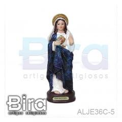 Imagem de Sagrado Coração de Maria - 13cm - Cód. ALJE36C-5