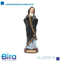 N. Sra. das Dores - 19cm - Cód. ALJE291-8