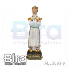 Nossa Senhora da Sallete - 22cm - Cód. ALJB893-9