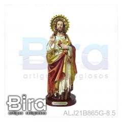 sagrado coracao de jesus, imagens, resina, santos