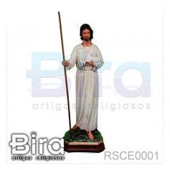 Bom Pastor em Resina - 100cm - Cód. RSCE0001