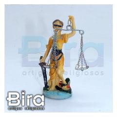 Dama da Justiça - 8cm - Cód. TX32106MS