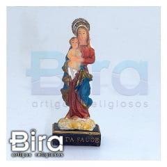 Nossa Senhora da Saúde - 8cm - Cód. A59405-1-3