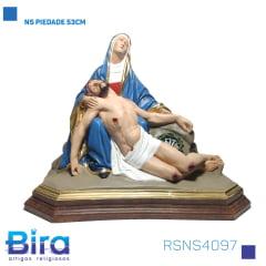 Bira Artigos Religiosos - NS PIEDADE 53CM Cód. RSNS4097