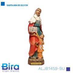 Bira Artigos Religiosos - SANTA ANA DE 22,5 CM Cód. ALJB1459-9U