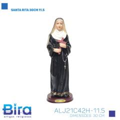 Bira Artigos Religiosos - SANTA RITA 30CM 11.5 - Cod. ALJ21C42H-11.5