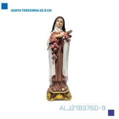 SANTA TEREZINHA 22.9 CM - Cód. ALJ21B376D-9
