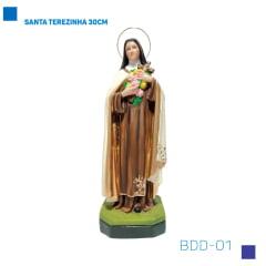 Bira Artigos Religiosos - Santa Terezinha 30CM - Cód. BDD-01