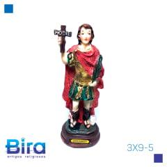 SANTO EXPEDITO 15CM - CÓD. 3X9-5
