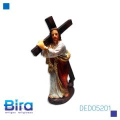 Bira Artigos Religiosos - SENHOR DOS PASSOS 15  CM - CÓD. DED05201