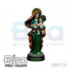 Imagem Mãe Rainha em Resina - 22cm - Cód. 28617-4